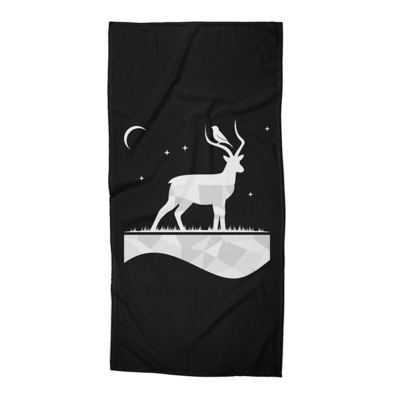 ASSYMETRY Accessories Beach Towel by EHELPENT