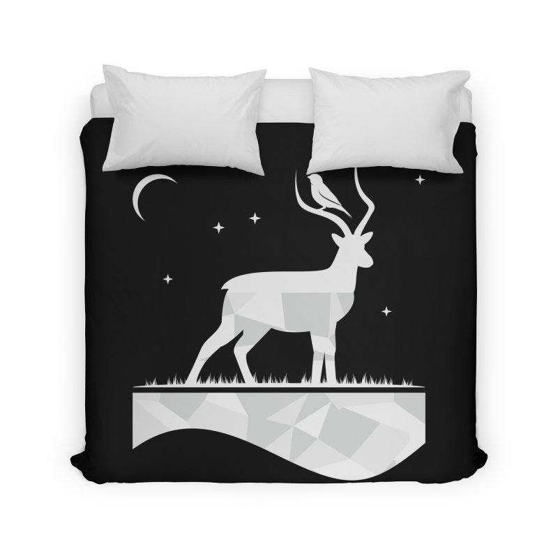 ASSYMETRY Home Duvet by EHELPENT