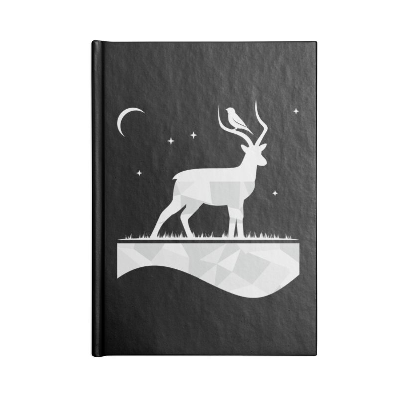 ASSYMETRY Accessories Notebook by EHELPENT