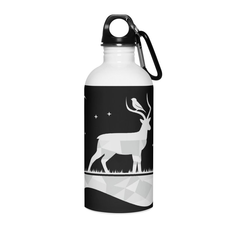 FRIENDSHIP Accessories Water Bottle by EHELPENT