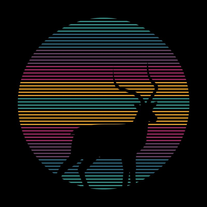 THE HAPPY IMPALA Men's T-Shirt by EHELPENT