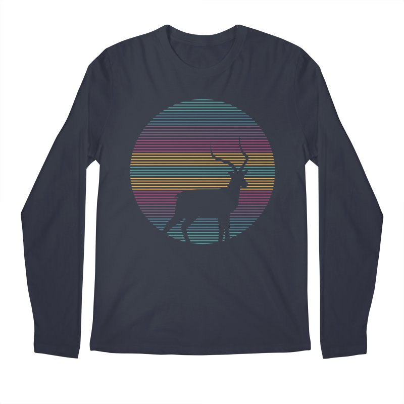 THE HAPPY IMPALA Men's Longsleeve T-Shirt by EHELPENT
