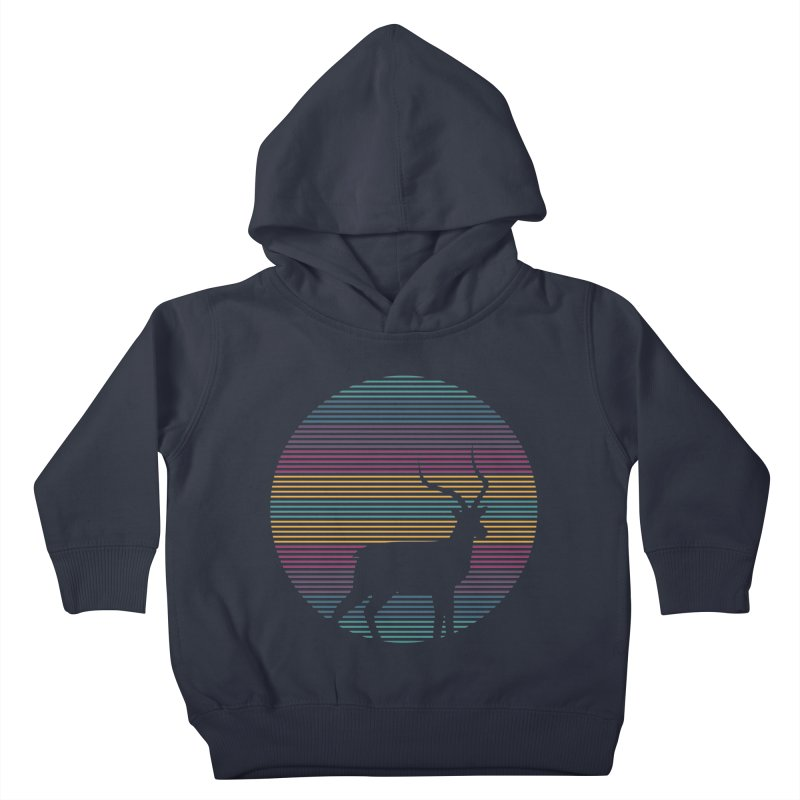 THE HAPPY IMPALA Kids Toddler Pullover Hoody by EHELPENT