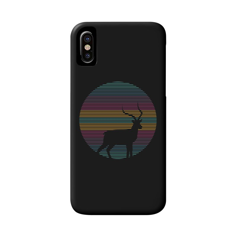 THE HAPPY IMPALA Accessories Phone Case by EHELPENT