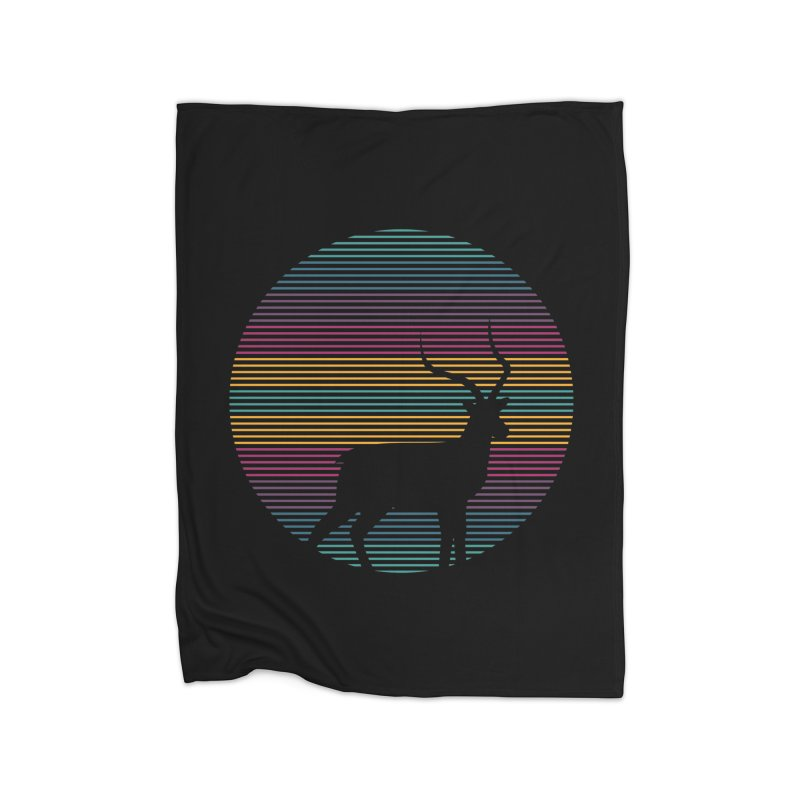 THE HAPPY IMPALA Home Blanket by EHELPENT