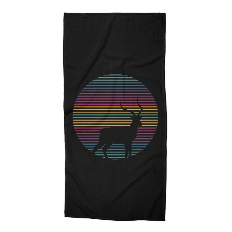 THE HAPPY IMPALA Accessories Beach Towel by EHELPENT