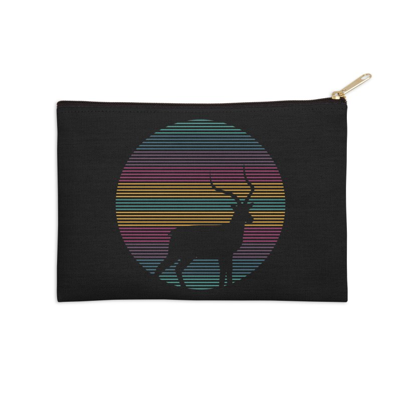 THE HAPPY IMPALA Accessories Zip Pouch by EHELPENT