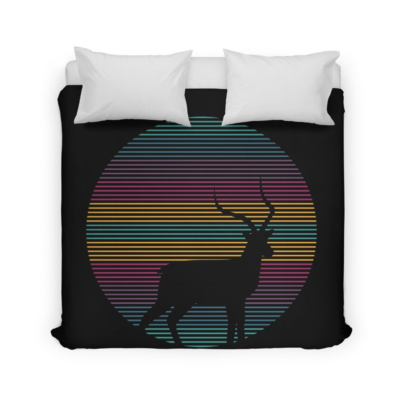 THE HAPPY IMPALA Home Duvet by EHELPENT