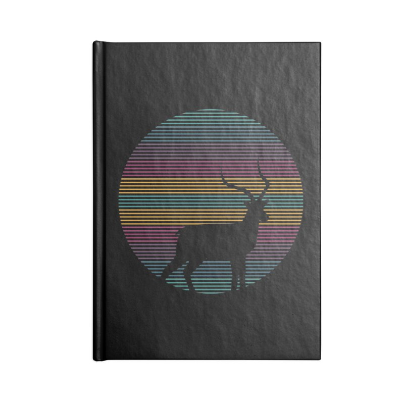THE HAPPY IMPALA Accessories Notebook by EHELPENT