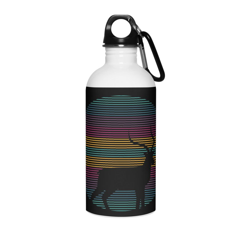 THE HAPPY IMPALA Accessories Water Bottle by EHELPENT