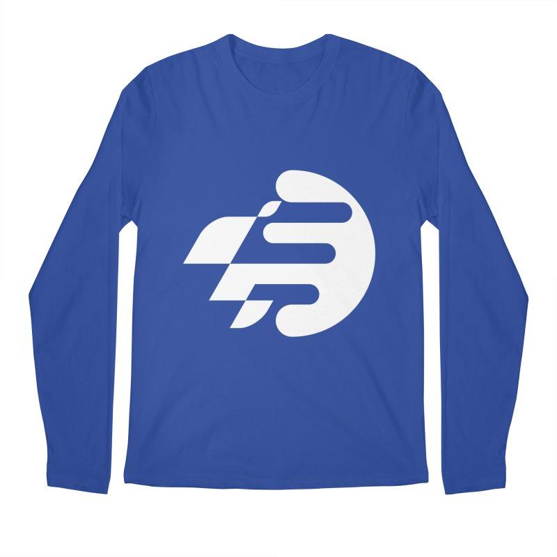 BEST RIDER Men's Regular Longsleeve T-Shirt by EHELPENT