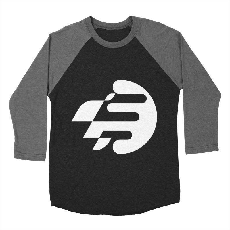 BEST RIDER Women's Baseball Triblend Longsleeve T-Shirt by EHELPENT
