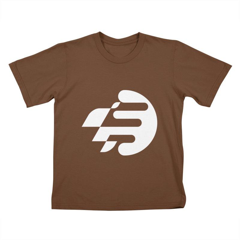 BEST RIDER Kids T-Shirt by EHELPENT