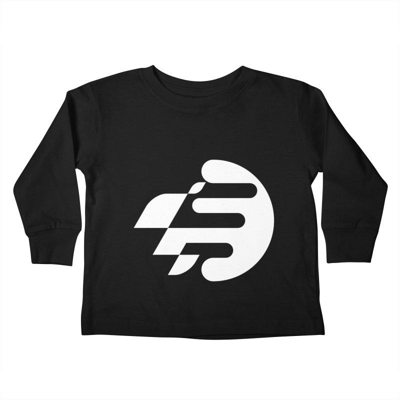 BEST RIDER Kids Toddler Longsleeve T-Shirt by EHELPENT