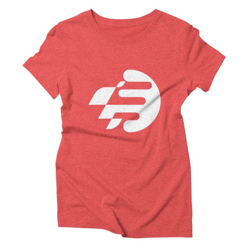 BEST RIDER Women's Triblend T-Shirt by EHELPENT