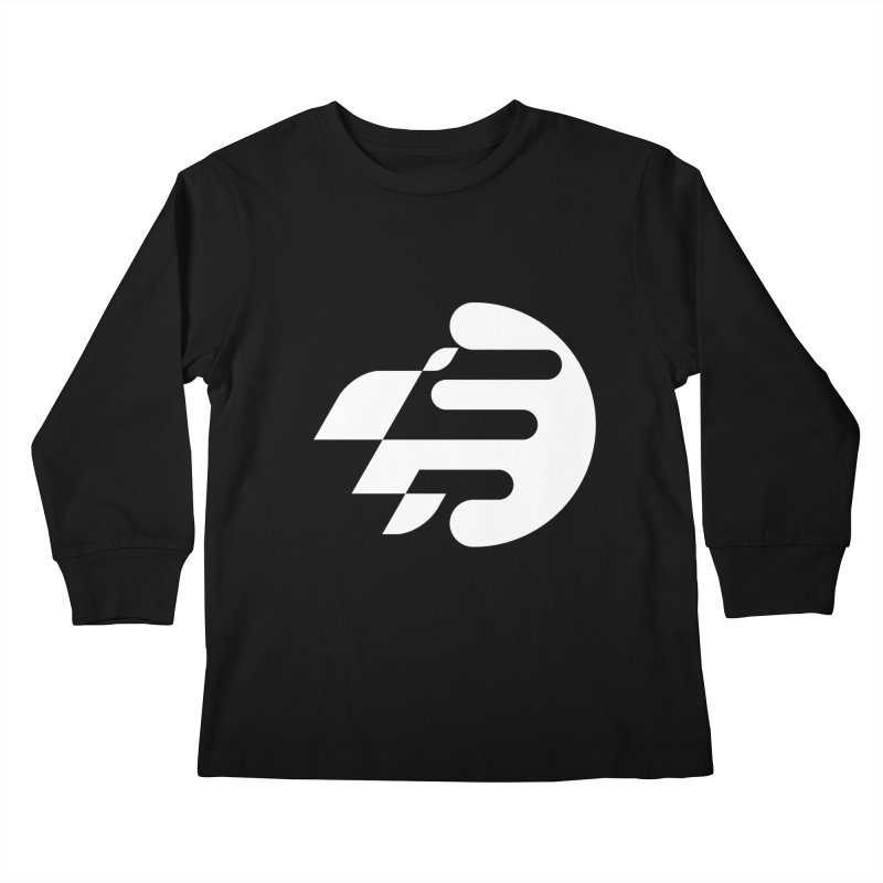 BEST RIDER Kids Longsleeve T-Shirt by EHELPENT