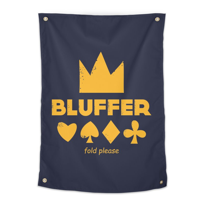 BLUFFER Home Tapestry by EHELPENT