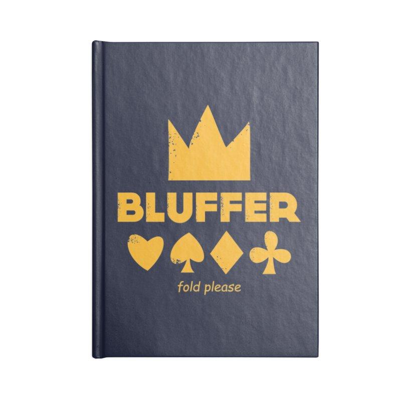 BLUFFER Accessories Notebook by EHELPENT