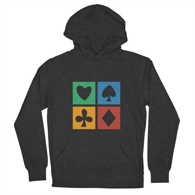 POKERHOLIC Women's French Terry Pullover Hoody by EHELPENT