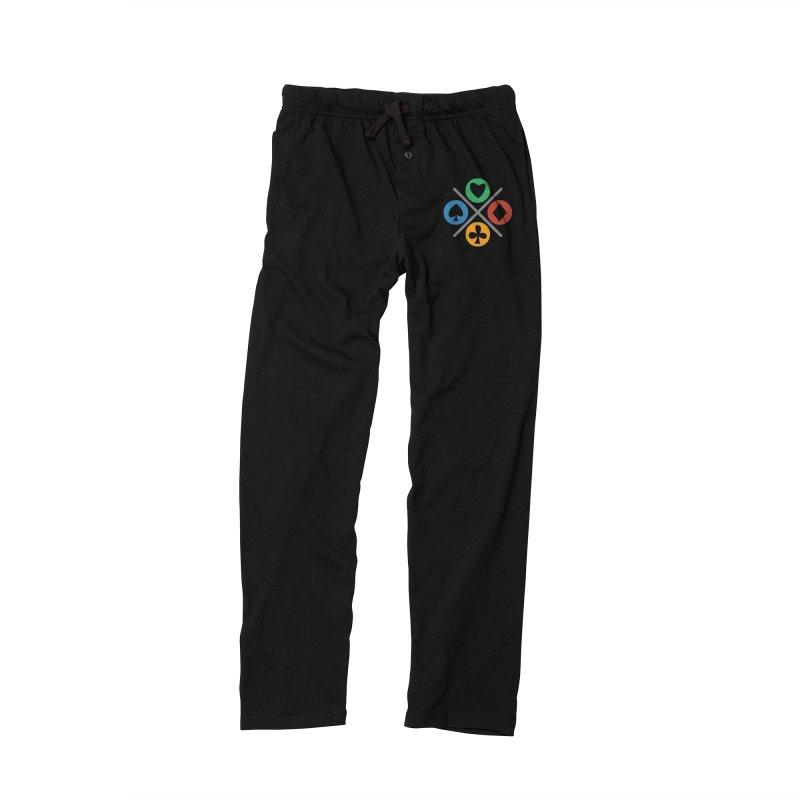POKER JOYSTICK Women's Lounge Pants by EHELPENT
