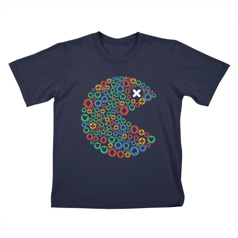 POKERMAN Kids Toddler T-Shirt by EHELPENT