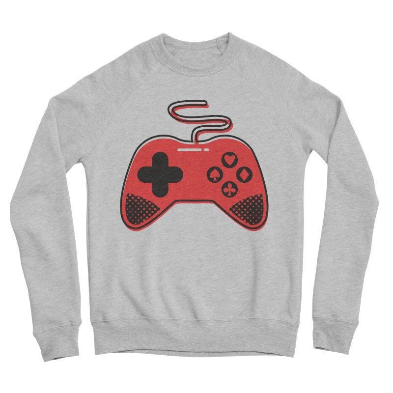 POKER CONTROLLER Men's Sponge Fleece Sweatshirt by EHELPENT
