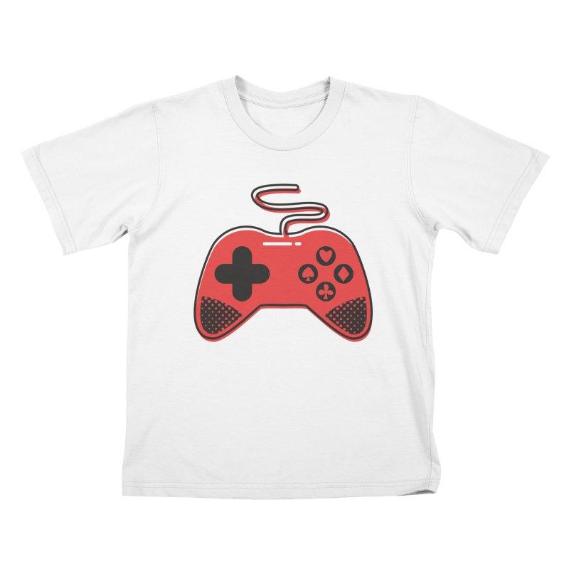 POKER CONTROLLER Kids Toddler T-Shirt by EHELPENT