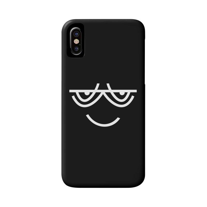 HAPPY EMOJI Accessories Phone Case by EHELPENT