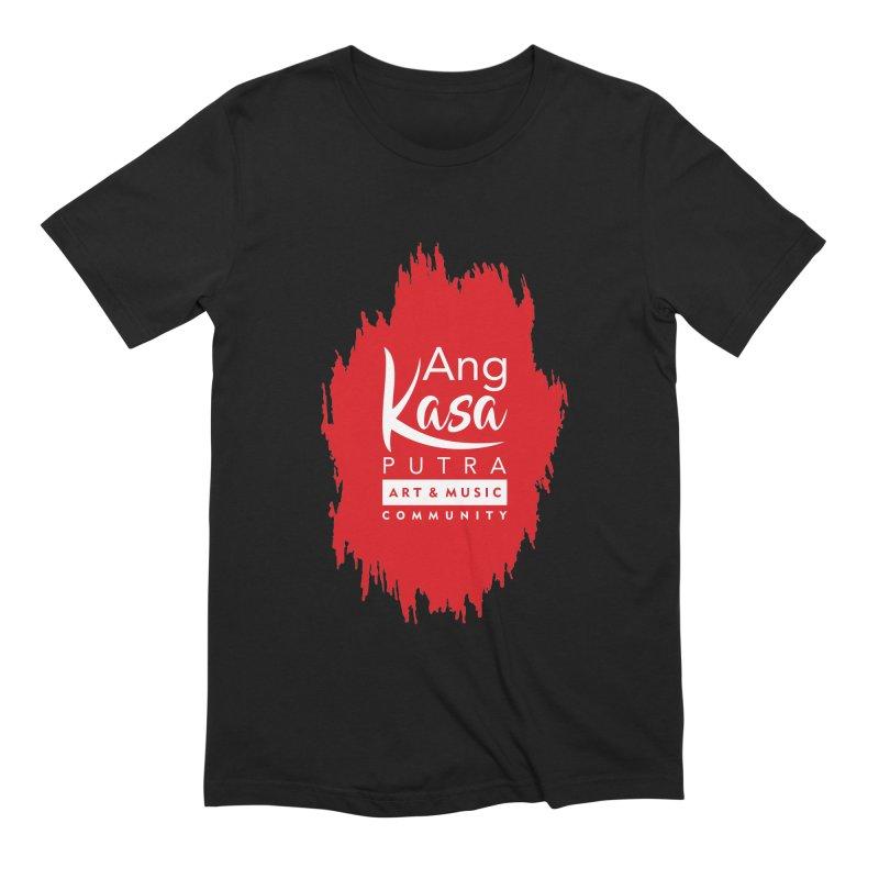 ANGKASA PUTRA (RED) Men's Extra Soft T-Shirt by EHELPENT