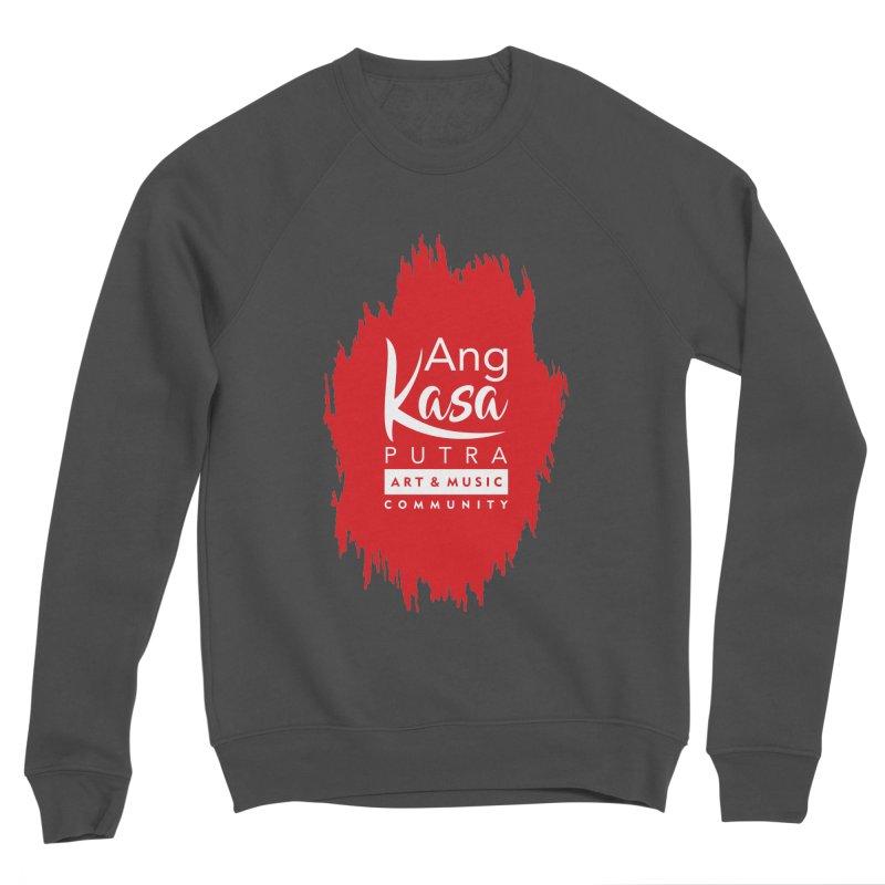 ANGKASA PUTRA (RED) Men's Sponge Fleece Sweatshirt by EHELPENT