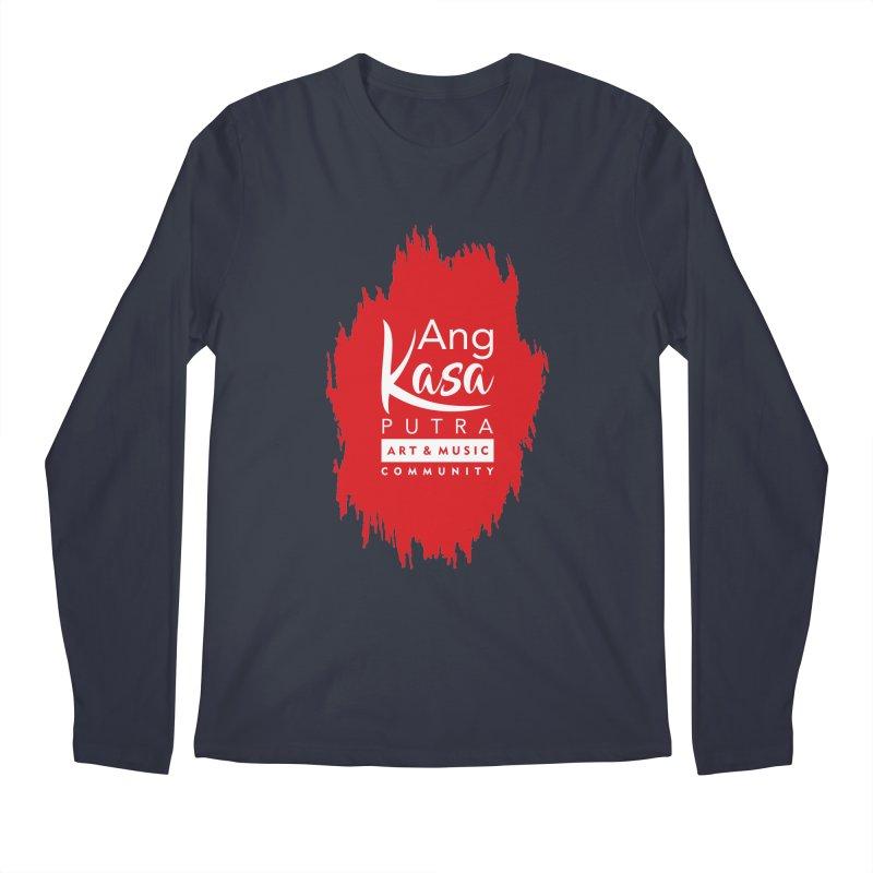 ANGKASA PUTRA (RED) Men's Regular Longsleeve T-Shirt by EHELPENT