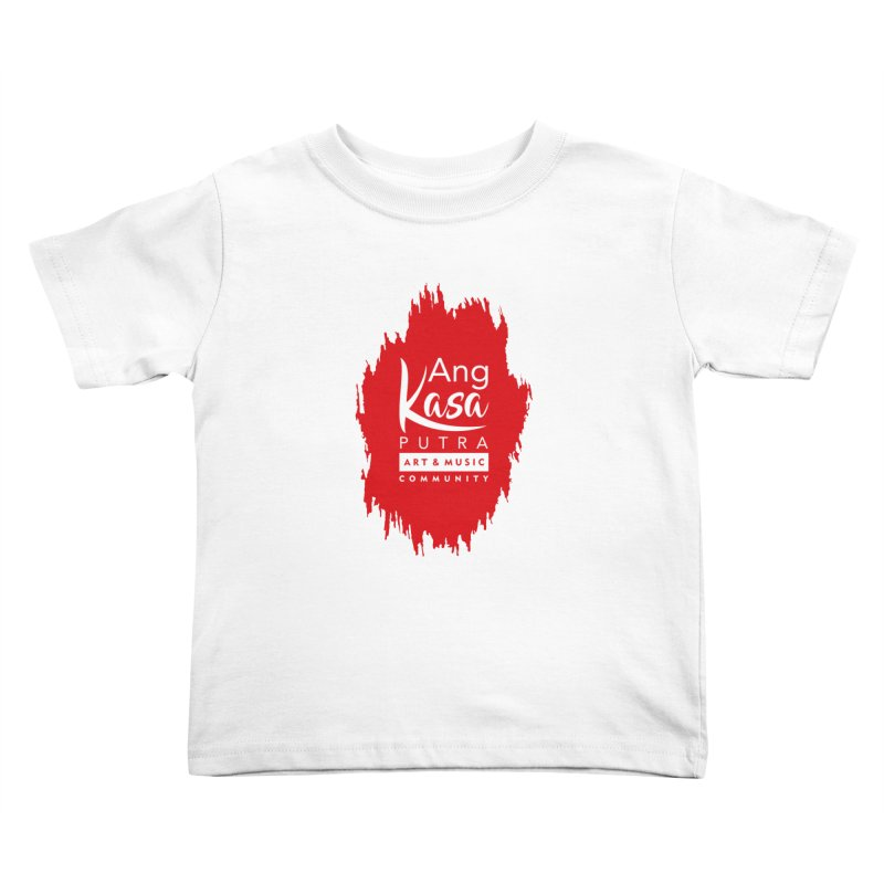 ANGKASA PUTRA (RED) Kids Toddler T-Shirt by EHELPENT