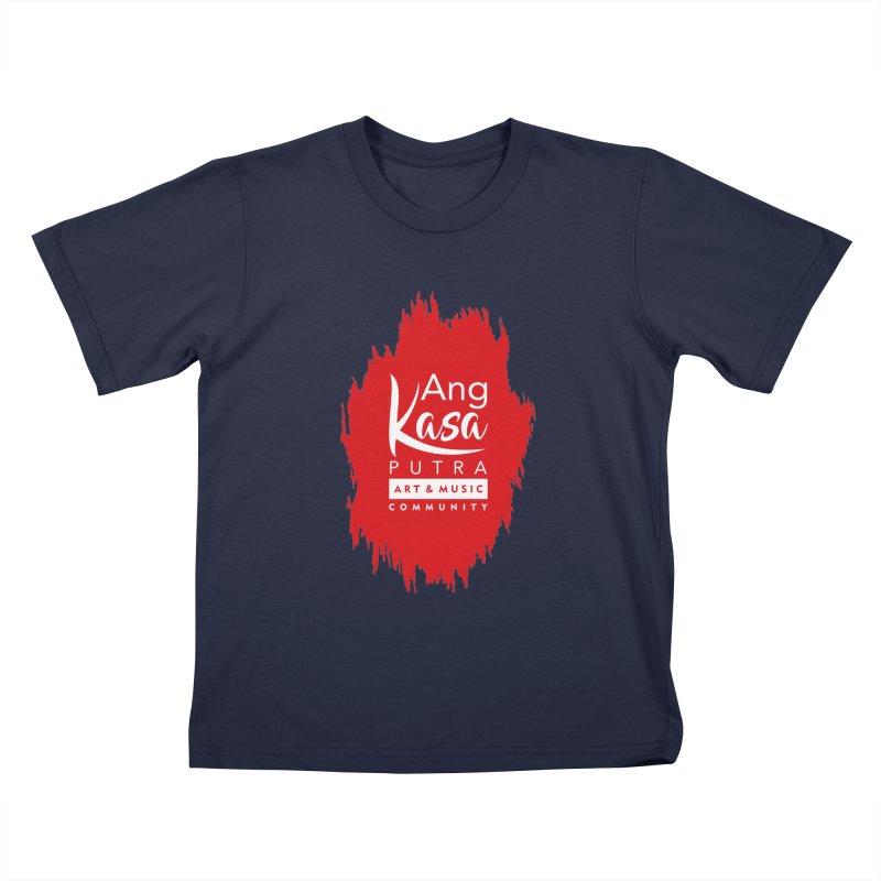 ANGKASA PUTRA (RED) Kids T-Shirt by EHELPENT