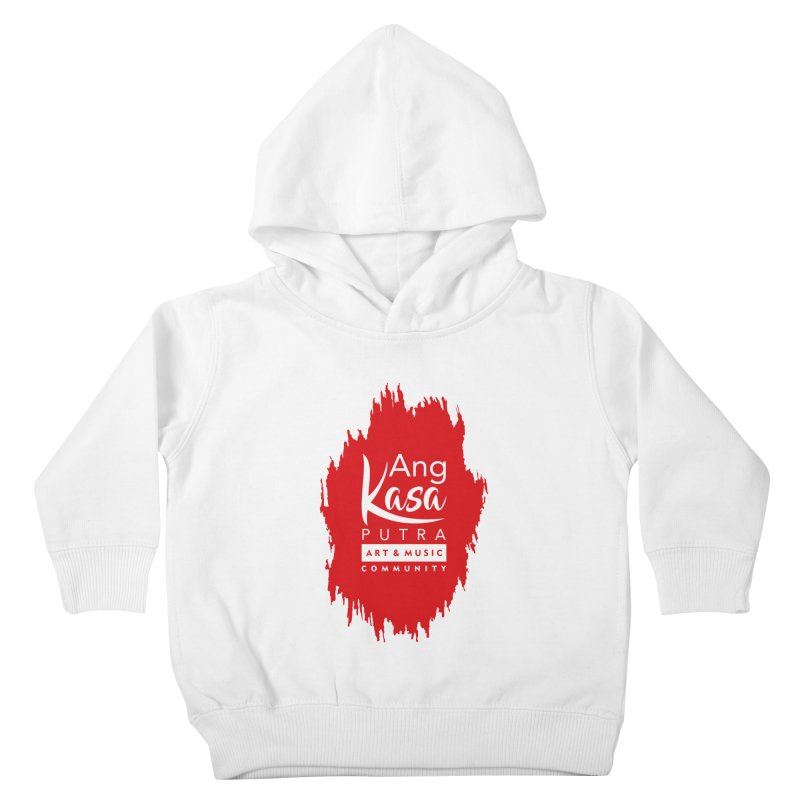 ANGKASA PUTRA (RED) Kids Toddler Pullover Hoody by EHELPENT