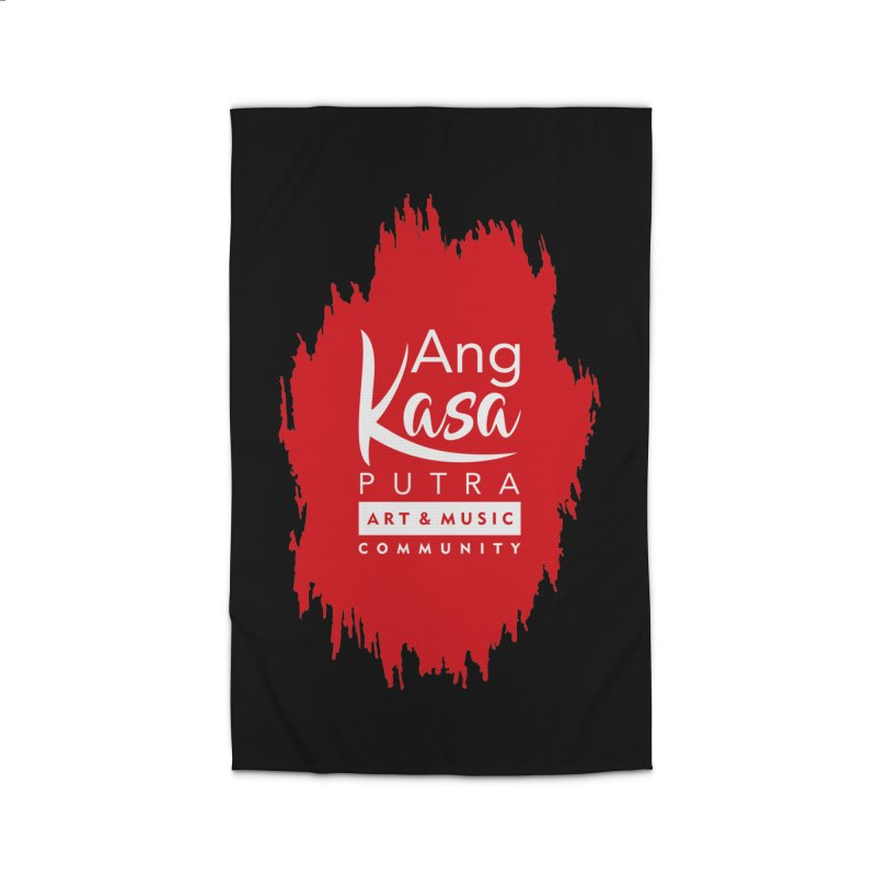 ANGKASA PUTRA (RED) Home Rug by EHELPENT