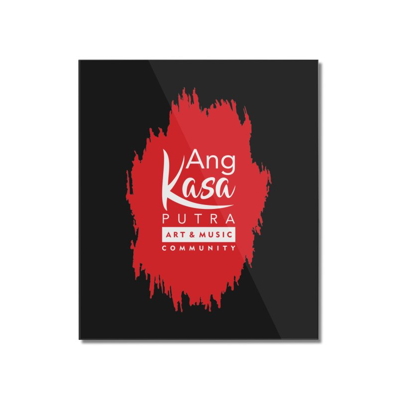 ANGKASA PUTRA (RED) Home Mounted Acrylic Print by EHELPENT