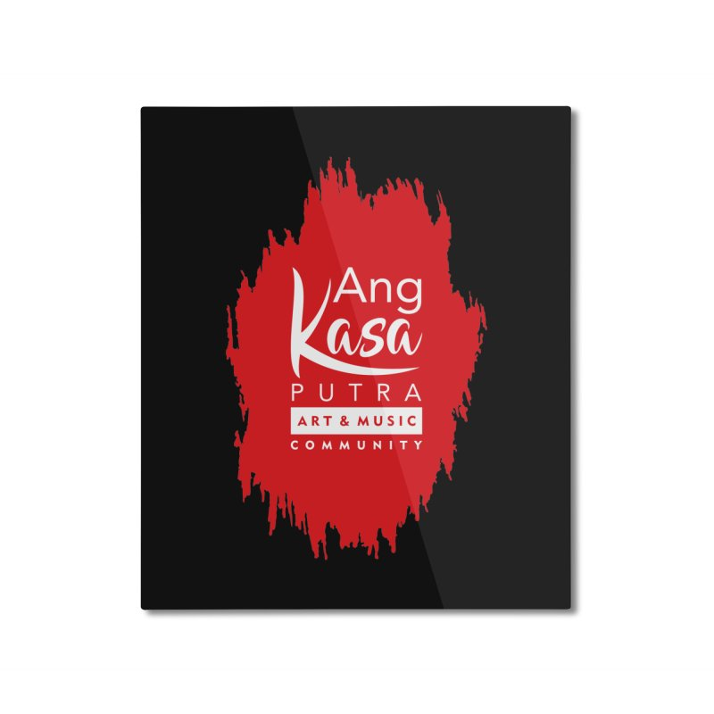 ANGKASA PUTRA (RED) Home Mounted Aluminum Print by EHELPENT