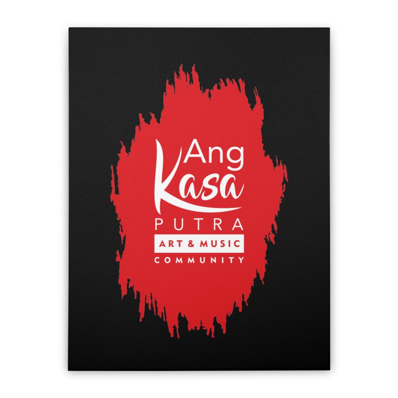 ANGKASA PUTRA (RED) Home Stretched Canvas by EHELPENT