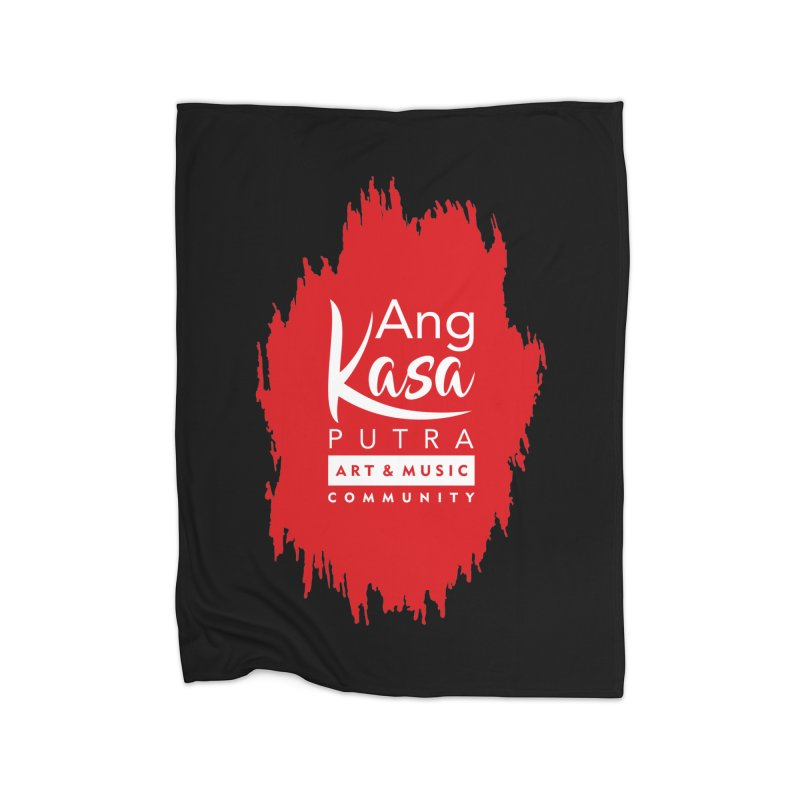ANGKASA PUTRA (RED) Home Blanket by EHELPENT
