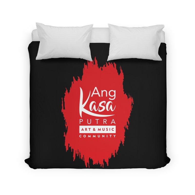 ANGKASA PUTRA (RED) Home Duvet by EHELPENT