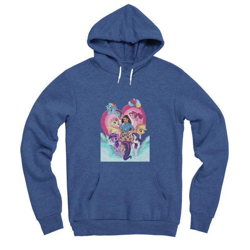 My Little Pony Women's Pullover Hoody by Eii's Artist Shop