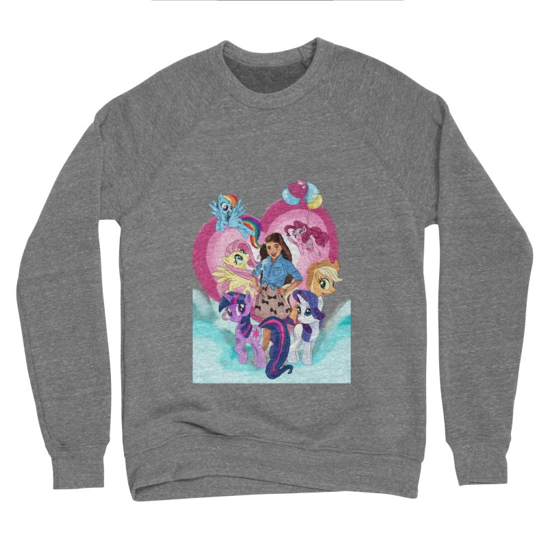 My Little Pony Women's Sweatshirt by Eii's Artist Shop