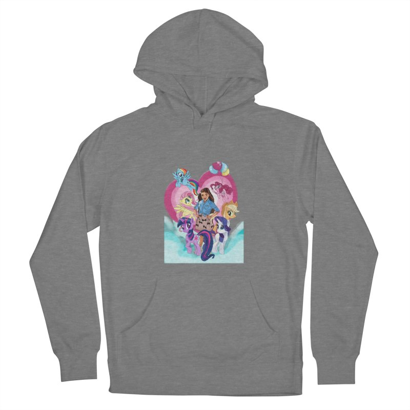 My Little Pony Women's Pullover Hoody by Eii's Artist Shop