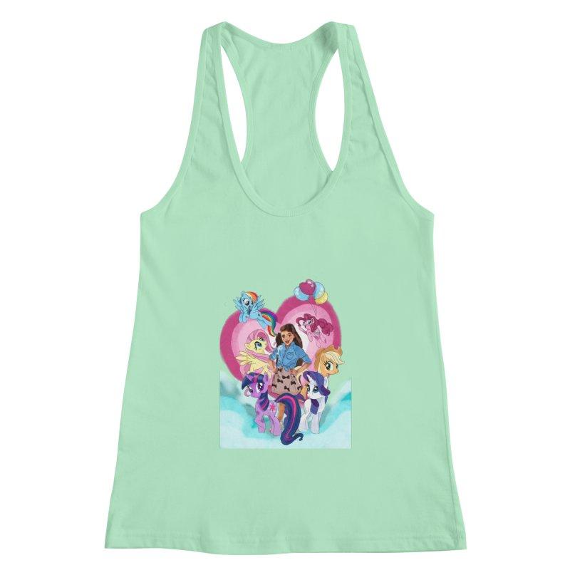 My Little Pony Women's Tank by Eii's Artist Shop