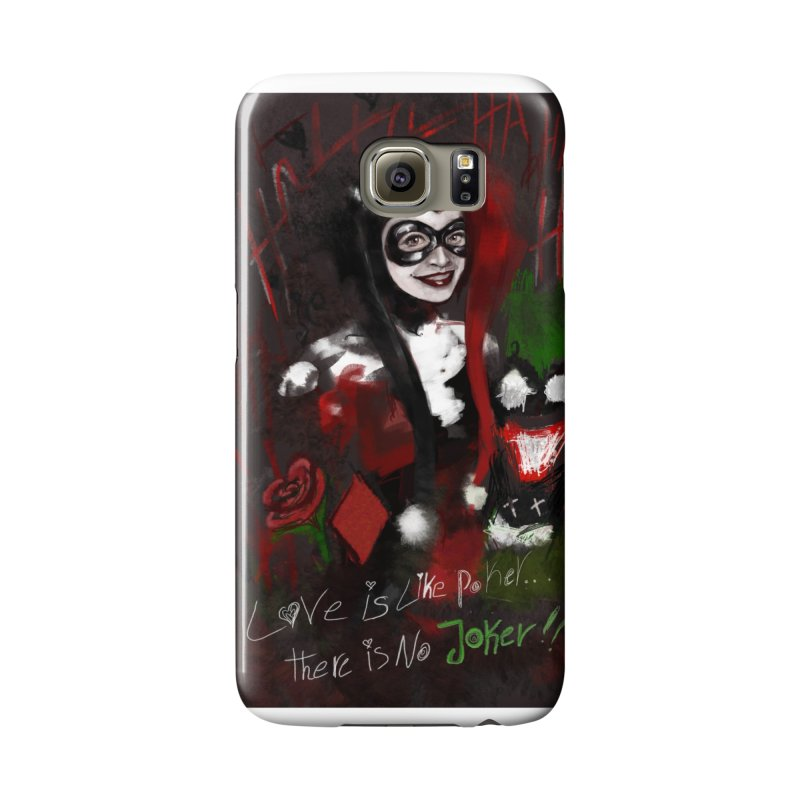 Harly quinn Accessories Phone Case by Eii's Artist Shop