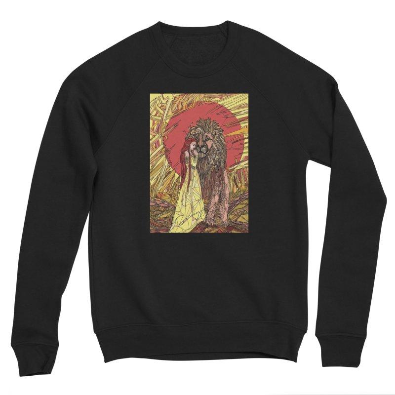 lion sign Men's Sweatshirt by Eii's Artist Shop