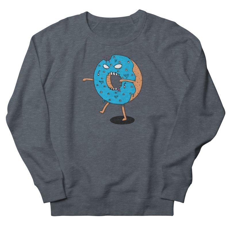 Walking Donut Women's Sweatshirt by eikwox's Artist Shop