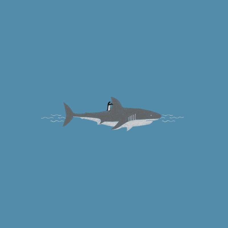 Shark Surfing by eikwox's Artist Shop