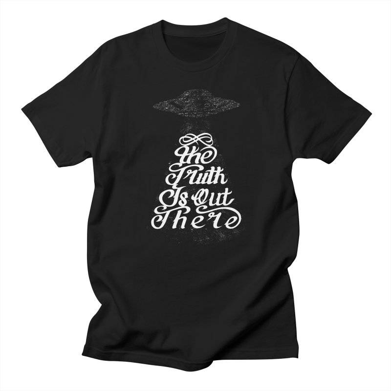 The Truth Men's T-Shirt by eikwox's Artist Shop