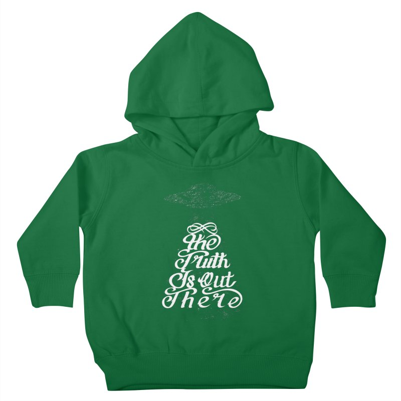 The Truth Kids Toddler Pullover Hoody by eikwox's Artist Shop